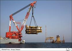 جزوه مصور و مفید بارگیری، حمل و نصب سکوها و عملیات لوله گذاری در دریا